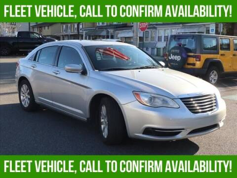 2011 Chrysler 200 for sale at Bob Weaver Auto in Pottsville PA