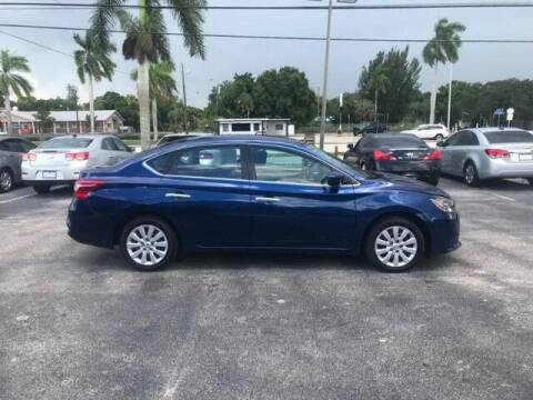 2018 Nissan Sentra for sale at Denny's Auto Sales in Fort Myers FL