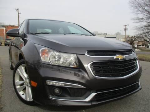2015 Chevrolet Cruze for sale at A+ Motors LLC in Leesburg VA