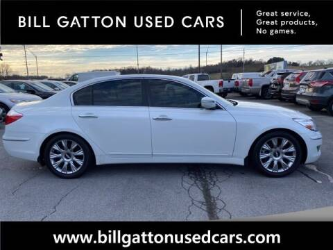 2011 Hyundai Genesis for sale at Bill Gatton Used Cars in Johnson City TN