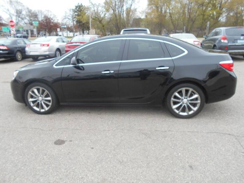 2012 Buick Verano for sale at SPECIALTY CARS INC in Faribault MN