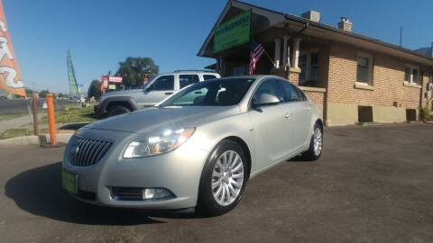 2011 Buick Regal for sale at Everett Automotive Group in Pleasant Grove UT