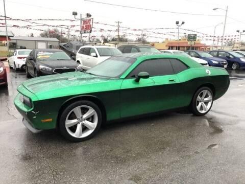 2009 Dodge Challenger for sale at Bryans Car Corner in Chickasha OK