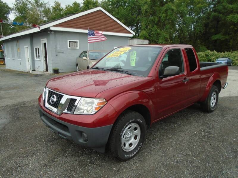 2016 Nissan Frontier for sale at Taunton Auto & Truck Sales in Taunton MA