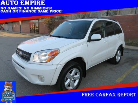 2005 Toyota RAV4 for sale at Auto Empire in Brooklyn NY