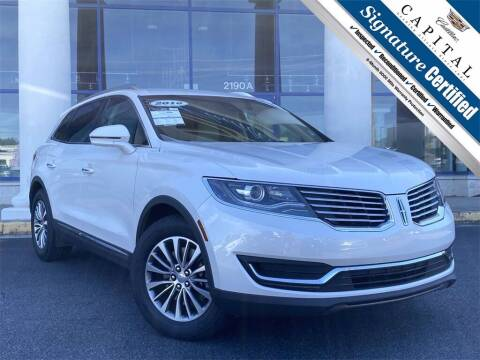 2016 Lincoln MKX for sale at Southern Auto Solutions - Capital Cadillac in Marietta GA