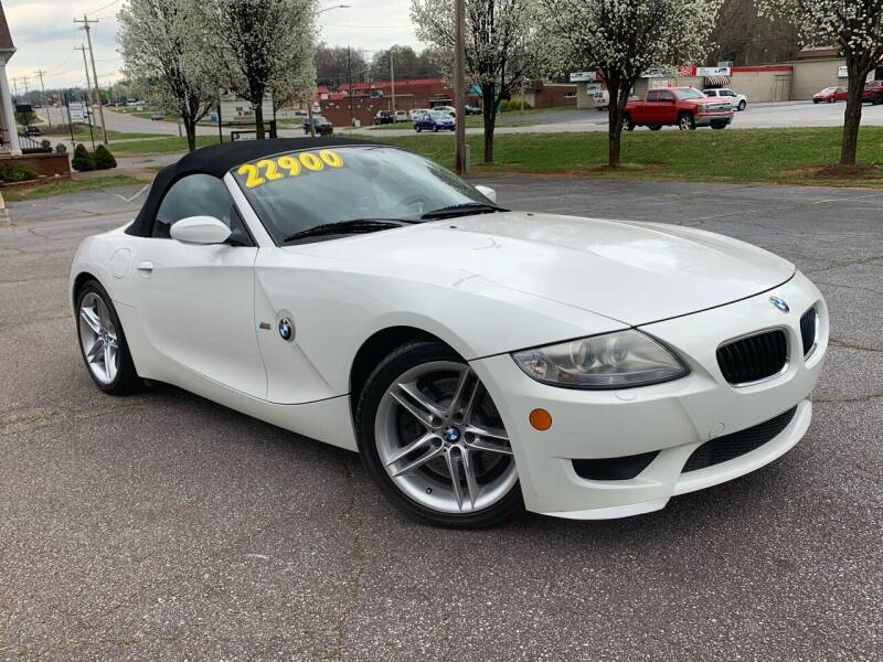 2006 BMW Z4 M for sale at Mike's Wholesale Cars in Newton NC