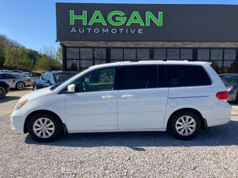 2010 Honda Odyssey for sale at Hagan Automotive in Chatham IL