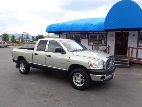 2008 Dodge Ram Pickup 1500 for sale at Jim's Cars by Priced-Rite Auto Sales in Missoula MT