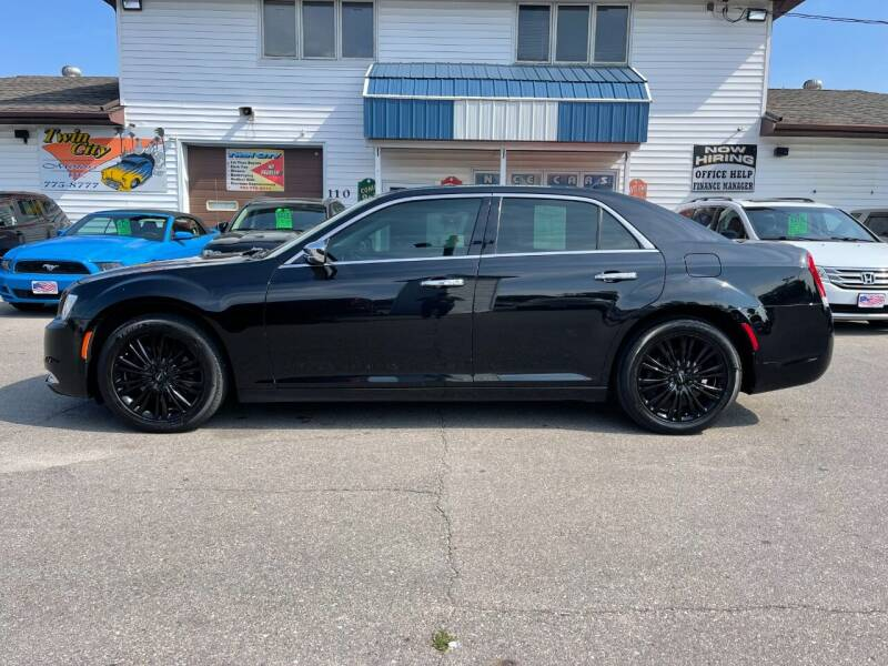 2015 Chrysler 300 for sale at Twin City Motors in Grand Forks ND