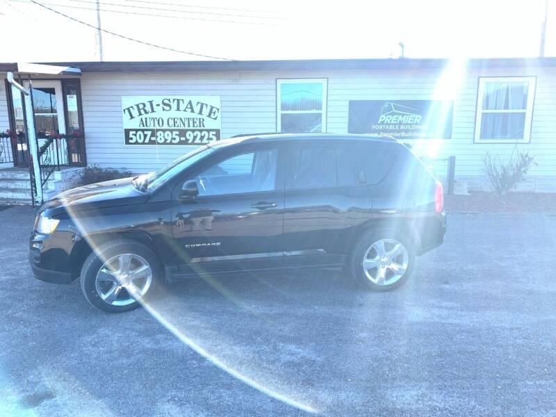 2012 Jeep Compass for sale at Tri State Auto Center in La Crescent MN