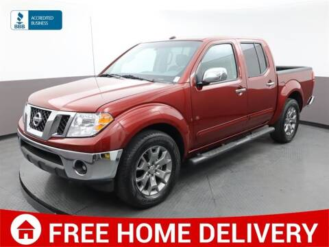2019 Nissan Frontier for sale at Florida Fine Cars - West Palm Beach in West Palm Beach FL