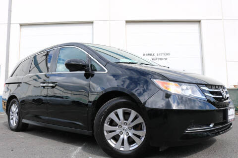 2016 Honda Odyssey for sale at Chantilly Auto Sales in Chantilly VA