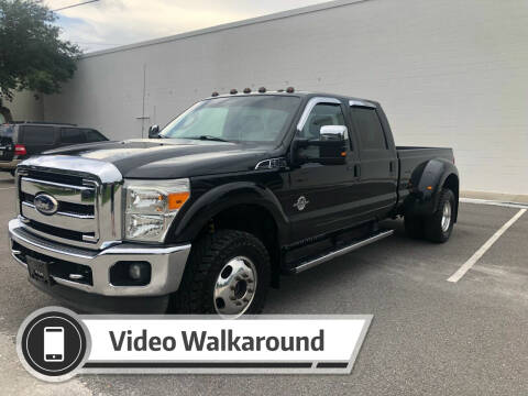 2011 Ford F-350 Super Duty for sale at GREENWISE MOTORS in Melbourne FL