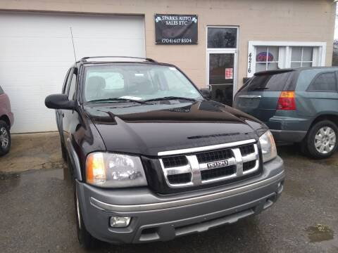 2007 Isuzu Ascender for sale at Sparks Auto Sales Etc in Alexis NC