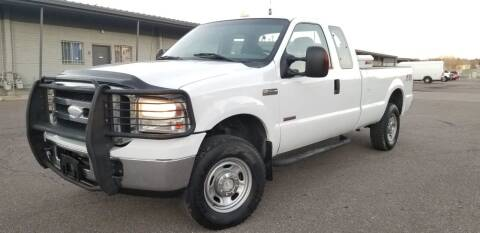 2006 Ford F-250 Super Duty for sale at LA Motors LLC in Denver CO