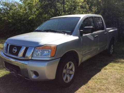 2010 Nissan Titan for sale at Allen Motor Co in Dallas TX