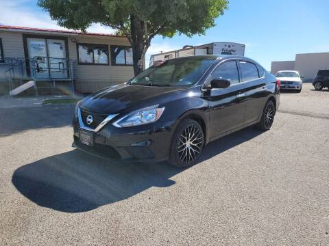 2017 Nissan Sentra for sale at Revolution Auto Group in Idaho Falls ID