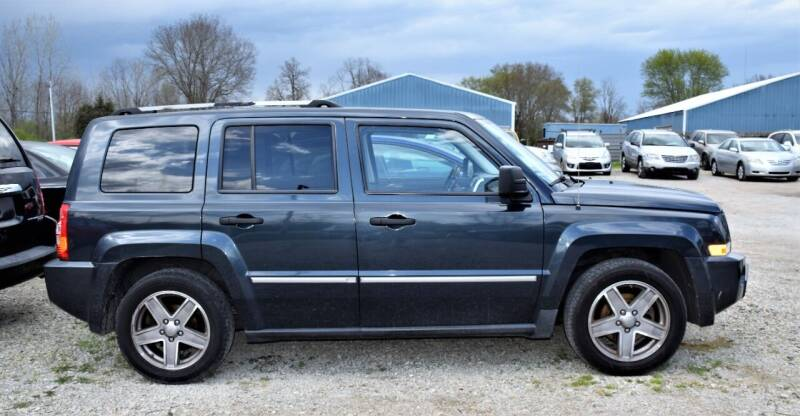 2008 Jeep Patriot for sale at PINNACLE ROAD AUTOMOTIVE LLC in Moraine OH