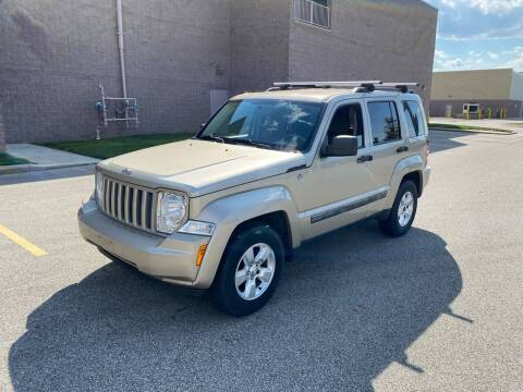 2010 Jeep Liberty for sale at JE Autoworks LLC in Willoughby OH