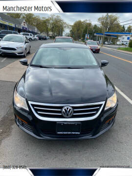 2010 Volkswagen CC for sale at Manchester Motors in Manchester CT