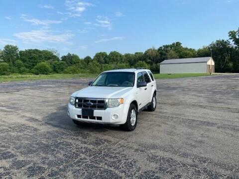 2008 Ford Escape for sale at Caruzin Motors in Flint MI