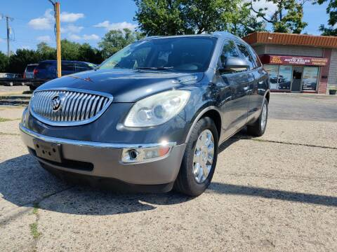 2011 Buick Enclave for sale at Lamarina Auto Sales in Dearborn Heights MI