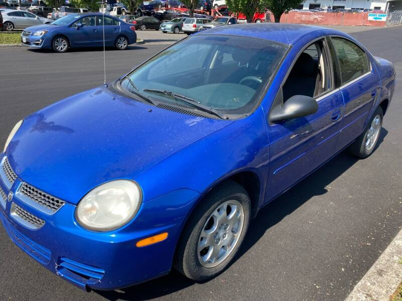 2005 Dodge Neon for sale at Blue Line Auto Group in Portland OR