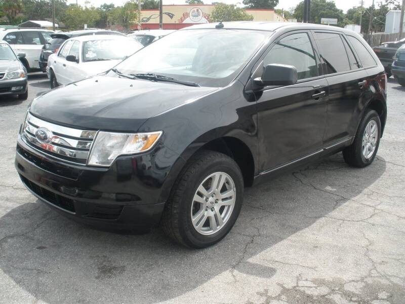 2010 Ford Edge for sale at Priceline Automotive in Tampa FL
