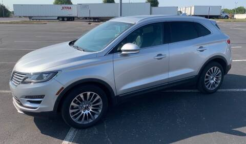 2015 Lincoln MKC for sale at In Motion Sales LLC in Olathe KS
