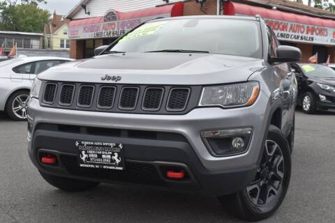 2019 Jeep Compass for sale at Foreign Auto Imports in Irvington NJ
