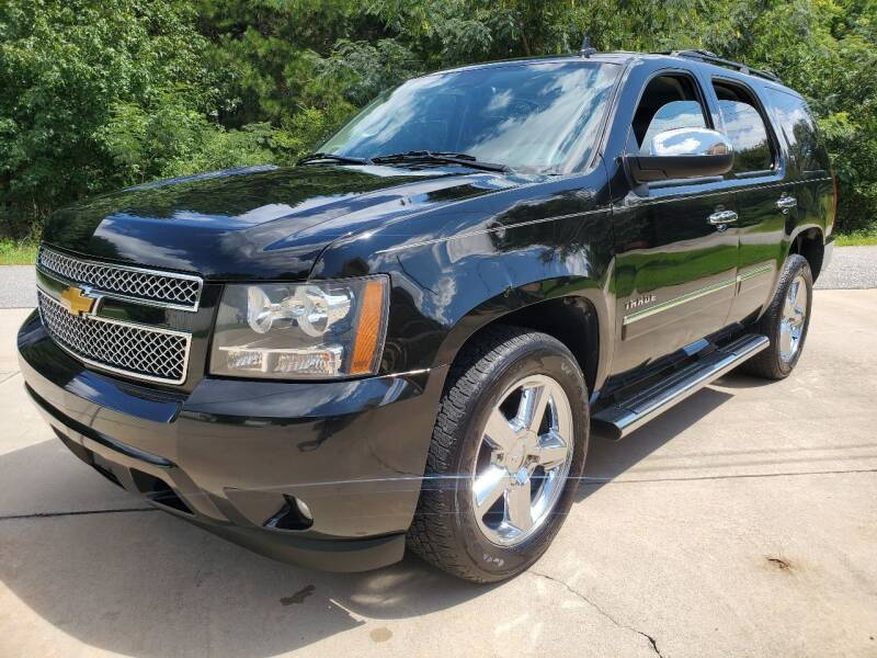 2013 Chevrolet Tahoe for sale at Marks and Son Used Cars in Athens GA