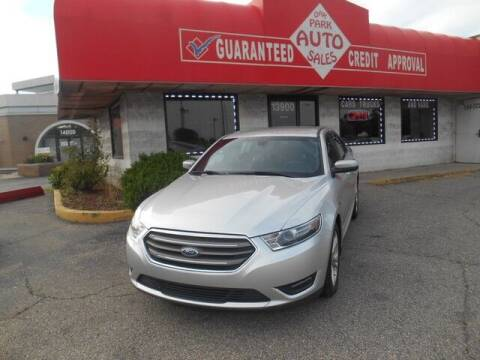 2015 Ford Taurus for sale at Oak Park Auto Sales in Oak Park MI