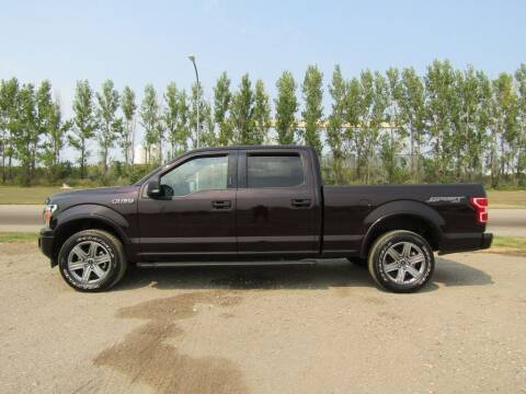 2018 Ford F-150 for sale at Elliott Auto Sales in Moorhead MN