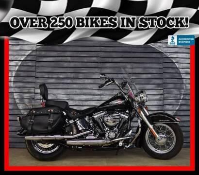 2016 Harley-Davidson Heritage Softail  for sale at AZMotomania.com in Mesa AZ