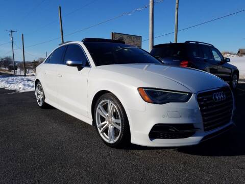 2016 Audi S3 for sale at John Huber Automotive LLC in New Holland PA