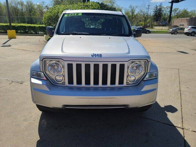 2012 Jeep Liberty for sale at G & R Auto Sales in Detroit MI