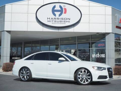 2013 Audi A6 for sale at Harrison Imports in Sandy UT