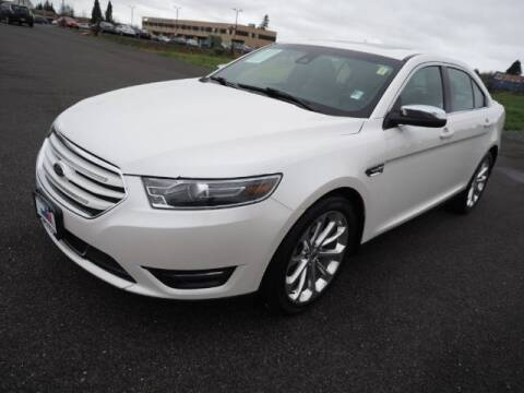 2018 Ford Taurus for sale at Karmart in Burlington WA