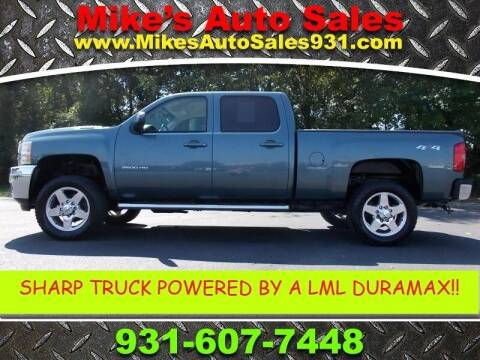 2011 Chevrolet Silverado 2500HD for sale at Mike's Auto Sales in Shelbyville TN