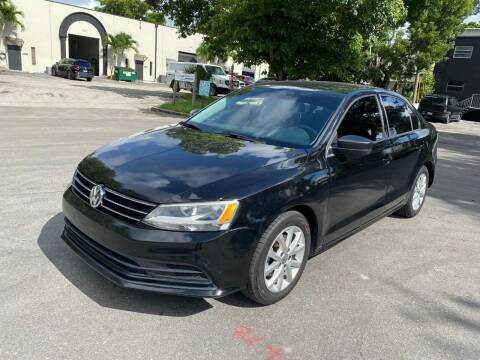 2015 Volkswagen Jetta for sale at Roadmaster Auto Sales in Pompano Beach FL