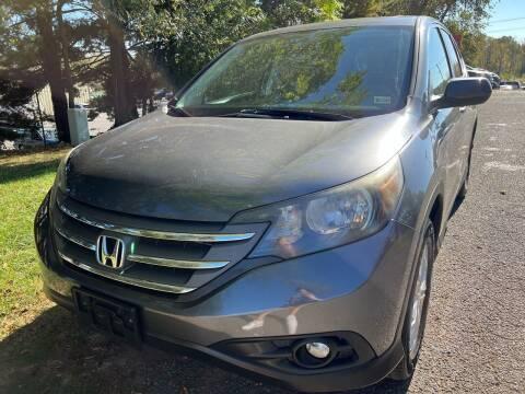 2013 Honda CR-V for sale at Dreams Auto Sales LLC in Leesburg VA