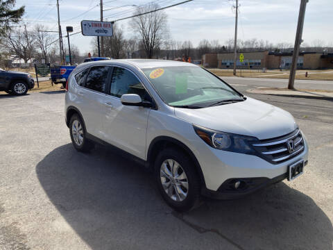 2014 Honda CR-V for sale at JERRY SIMON AUTO SALES in Cambridge NY