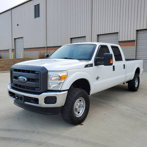 2014 Ford F-250 Super Duty for sale at 601 Auto Sales in Mocksville NC
