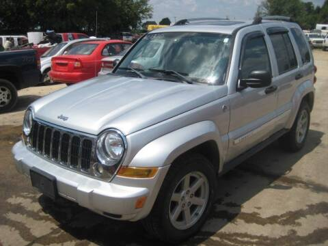 2006 Jeep Liberty for sale at Carz R Us 1 Heyworth IL - Carz R Us Armington IL in Armington IL