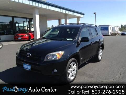 2008 Toyota RAV4 for sale at PARKWAY AUTO CENTER AND RV in Deer Park WA