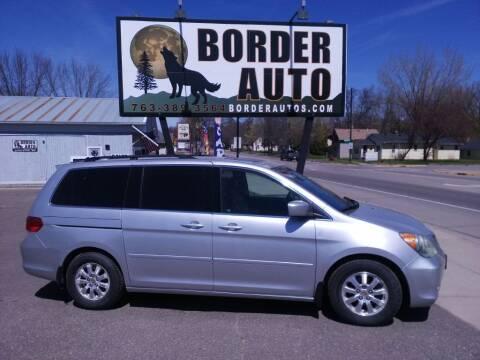2010 Honda Odyssey for sale at Border Auto of Princeton in Princeton MN