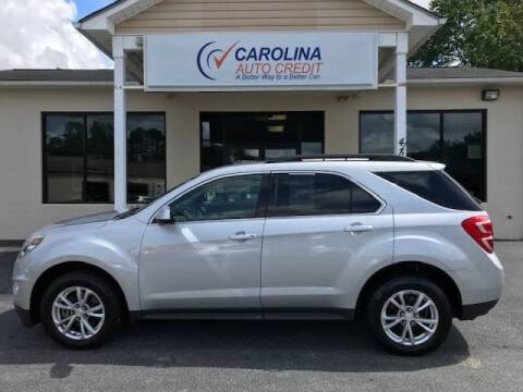 2017 Chevrolet Equinox for sale at Carolina Auto Credit in Youngsville NC