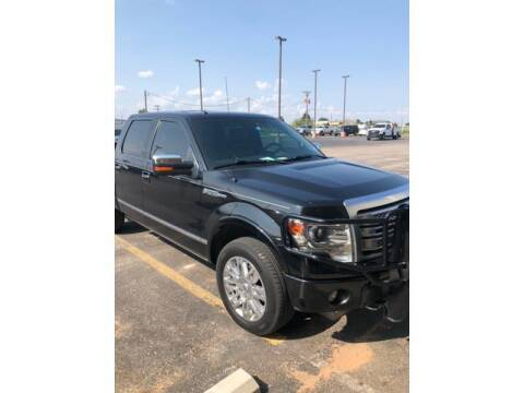 2014 Ford F-150 for sale at STANLEY FORD ANDREWS in Andrews TX