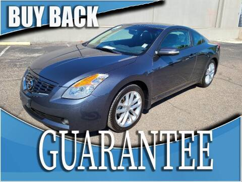 2009 Nissan Altima for sale at Reliable Auto Sales in Las Vegas NV